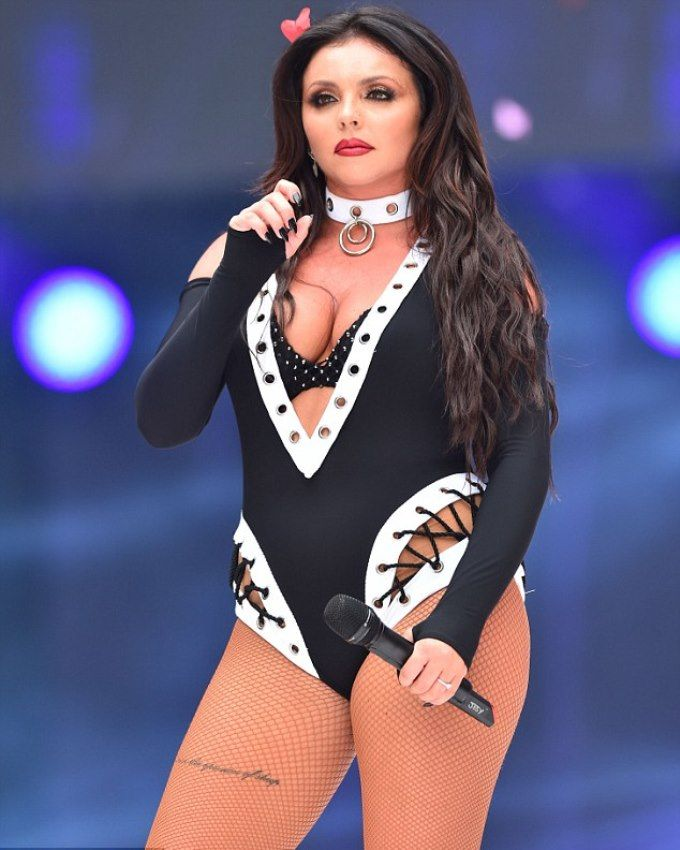 It is recent that Little Mix member Jesy Nelson killer cleavage look at Capital's Summertime Ball was really stunning and se*y. The Little Mix singer Jesy