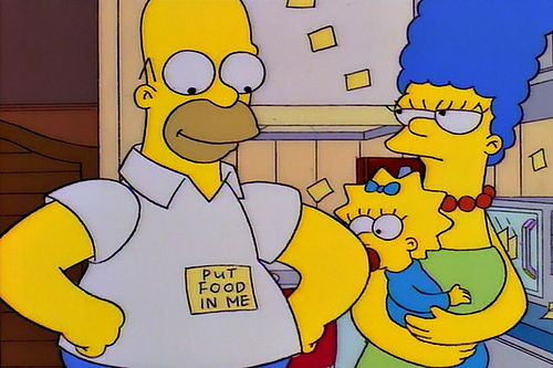 You're direct. | 29 Signs You Are Homer Simpson