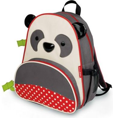 Panda backpack for preschoolers: Imagine those first day photos!: Skiphop, Lunches Bags, Hop Zoos, Zoos Packs, Skip Hop, Pandas Backpacks, Hop Skip Backpacks Pandas, Preschool Backpacks, Kids Backpacks