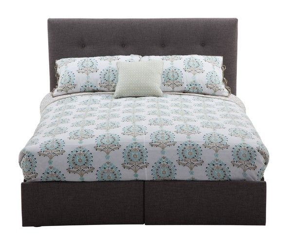 Georgia Queen Bed with Storage Drawers (2200 x 1655 x 1205 mm) RRP $899