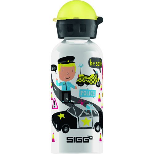Sigg Water Bottle - I Wanna Be - .4 Liters - Case Of 6
