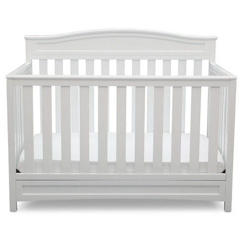 Delta ChildrenR Emery 4 In 1 Convertible Crib