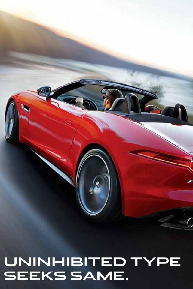 Jaguar Positions F-Type Roadster as the Badass on the Block