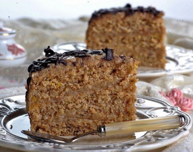 Posna alva torta ~ Najsladji blog