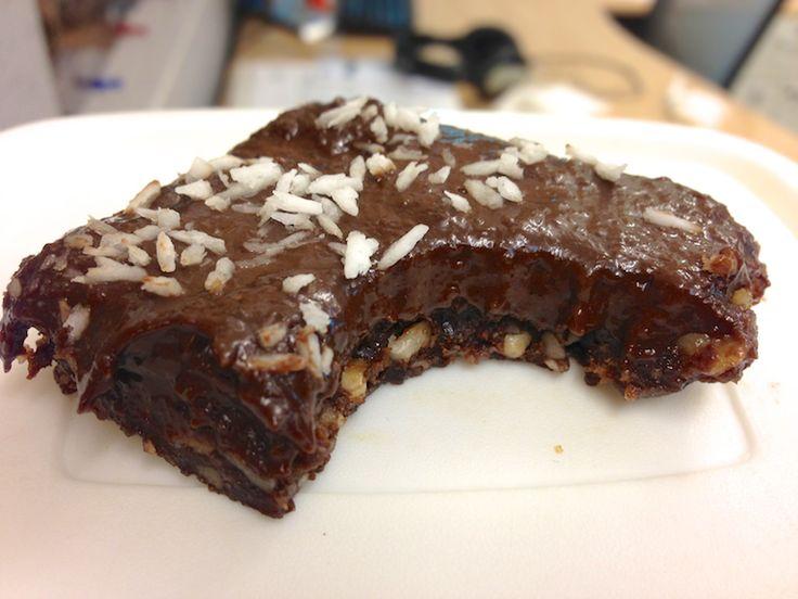Chocolate banana fudge #glutenfree #grainfree #paleo