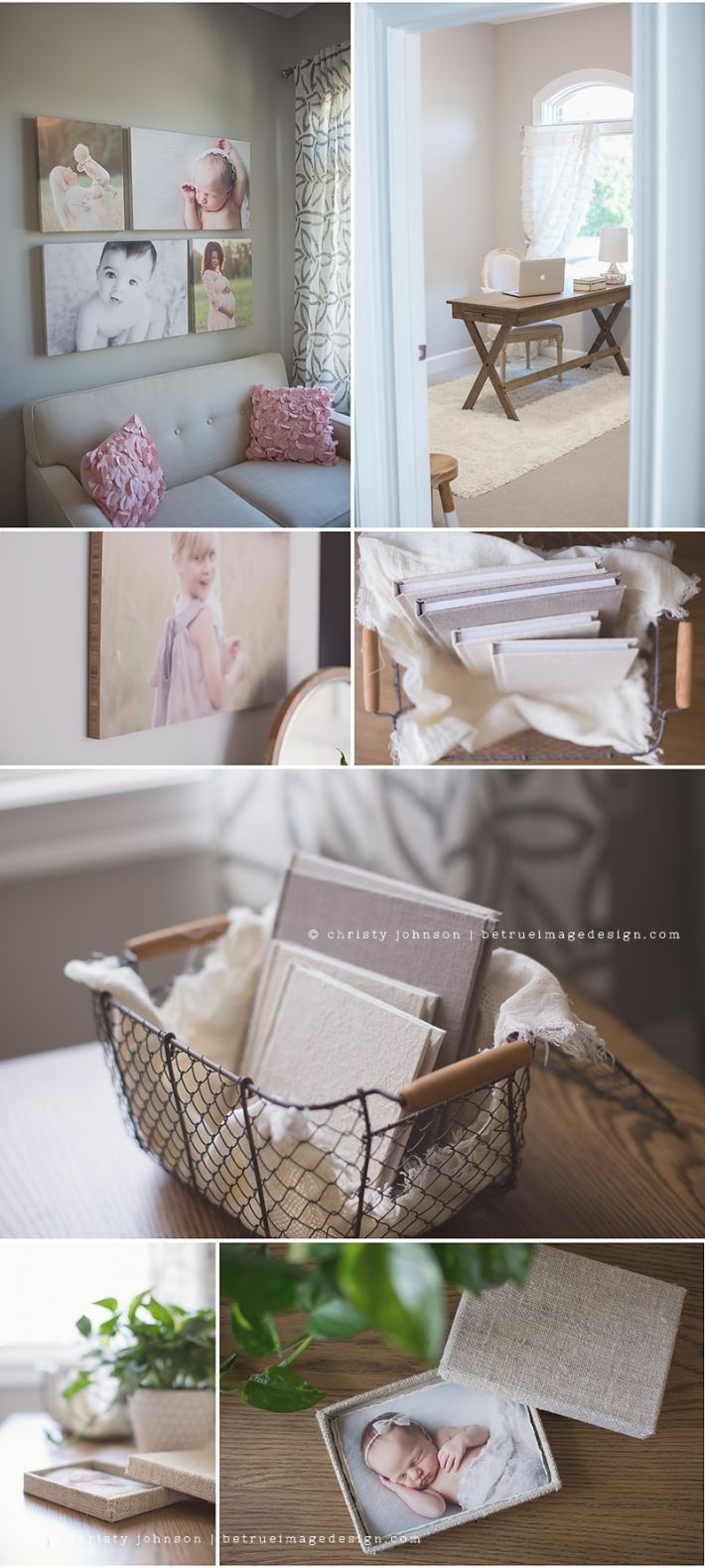 Photography Studio Tour | Be True Images | Interviewed by Baby Joy Studios