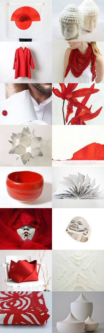 Fire and Ice by Slastidolls on Etsy--Pinned with TreasuryPin.com