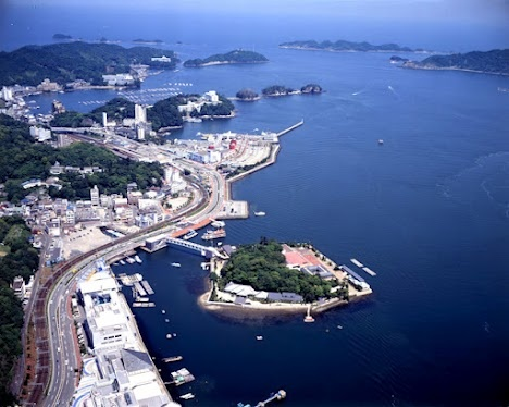 Mikimoto Pearl Island  Japan