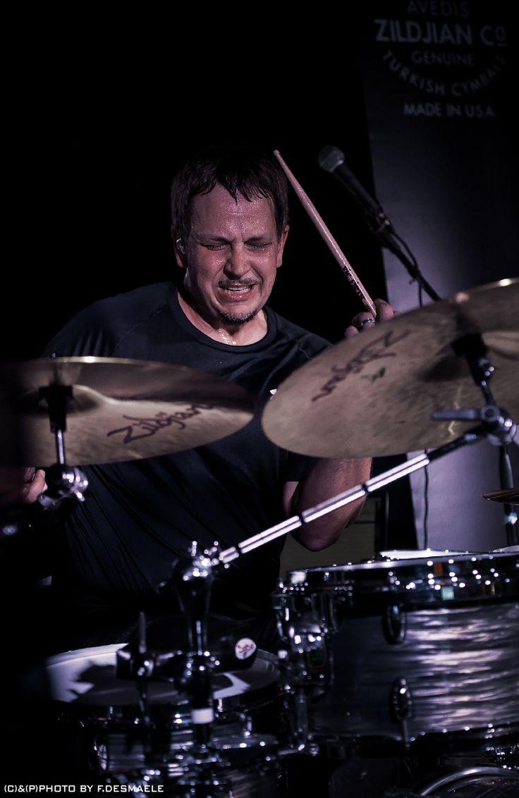 Keith Carlock Live by Francesco Desmaele