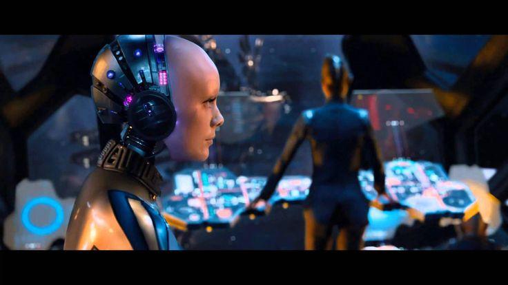 Jupiter Ascending  -- Trailer -- Official Warner Bros. Wachowskis' New Sci-Fi 'Jupiter Ascending' First Trailer