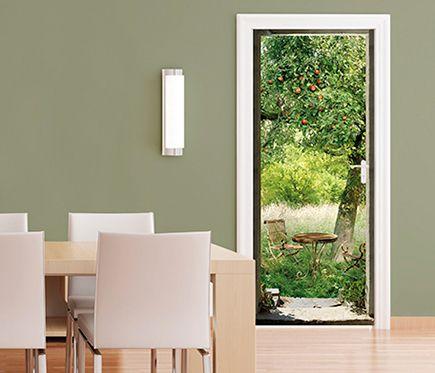 25 best ideas about vinilos para puertas en pinterest - Vinilos para puertas de madera ...