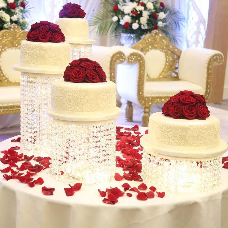 Asian Wedding Cakes Ilford