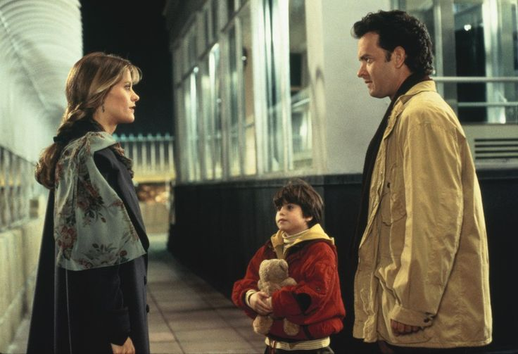 Sleepless in Seattle 1993. Meg Ryan & Tom Hanks.