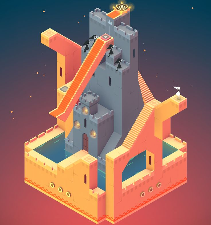 Monument Valley (mobile game)