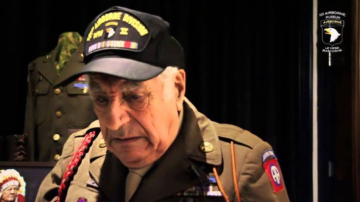 It's always, always worth listening whenever a WWII vet tells a story. I could listen for hours. But this one has a wild twist at the end that you will NOT regret waiting for. You have to hear this 101st Airborne soldier's surreal and emotional story.