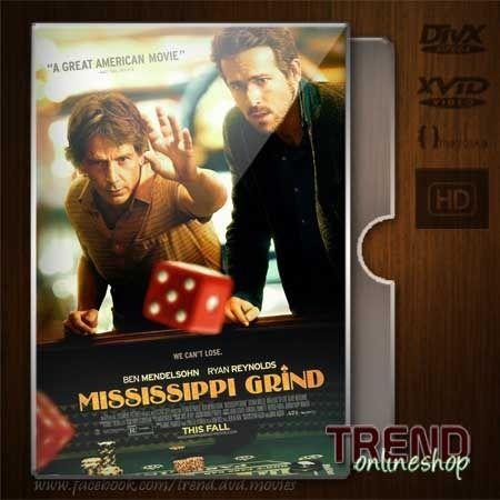 Mississippi Grind (2015) / Ben Mendelsohn, Ryan Reynolds / Drama  / Ind / 1080p   #trendonlineshop #trenddvd #jualdvd #jualdivx