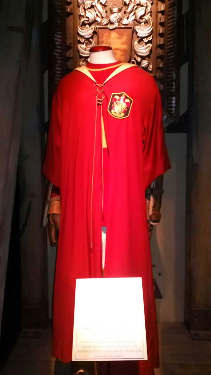 expo Harry Potter Bruxelles