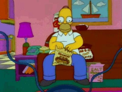 As is multitasking. | Community Post: 26 Essential Life Lessons From The Simpsons