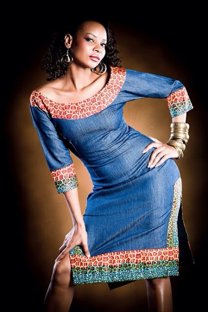 Ankara ~African Prints, African women dresses, African fashion styles, african clothing
