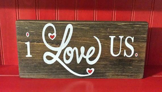 Ich liebe uns, Valentinstag, Geschenkideen, Frau Geschenke, Ehemann Geschenke, Freund Geschenkideen, Freundin   – Products