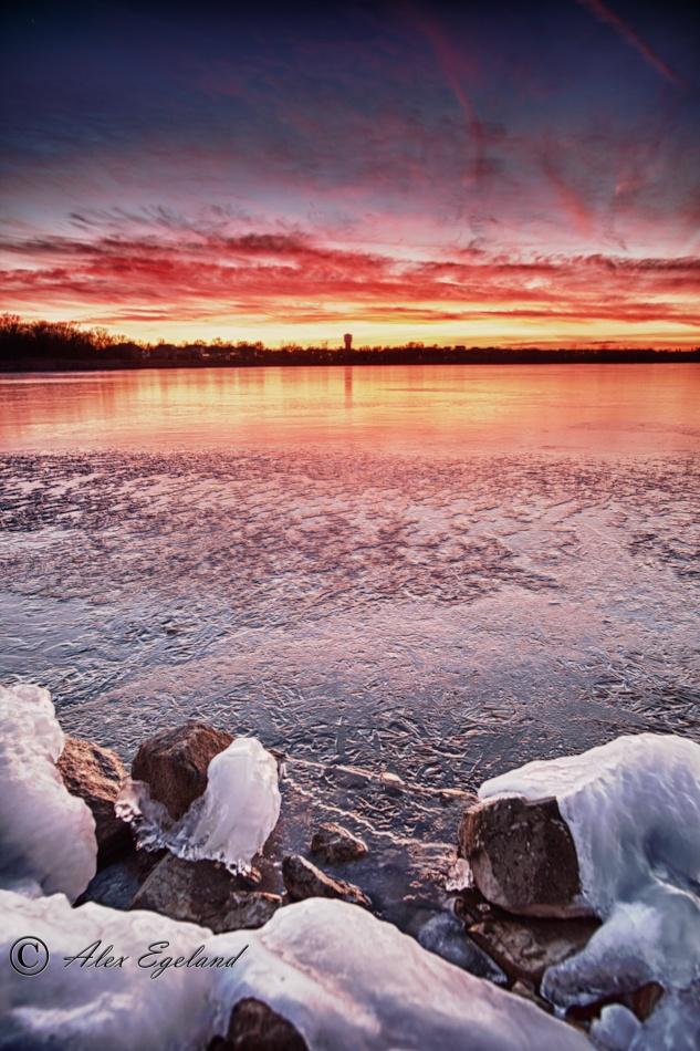 Photography HDR Sunset Landscape: Photography Landscape, Landscape Photography, Sunsets Landscape