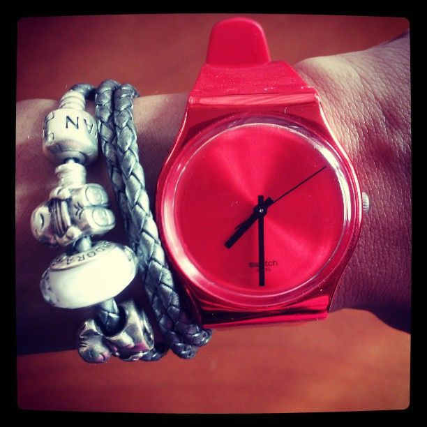 #Swatch: Perfect Details, Instagram, Fashion, Pandora, Armcandy, Products, Bags Accesories