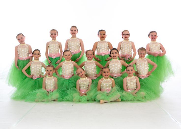 Ballet class builds the fundamentals of your dance technique!