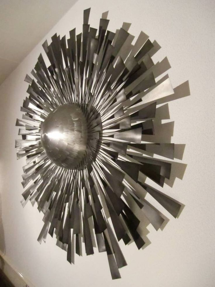 c jer metal wall sculpture ignition