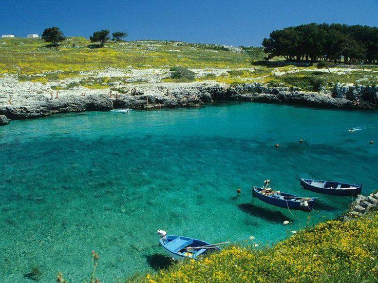 Porto Selvaggio - Salento – Lecce – Puglia - Italy