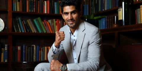 Can Vijender Singh be India's Manny Pacquiao?