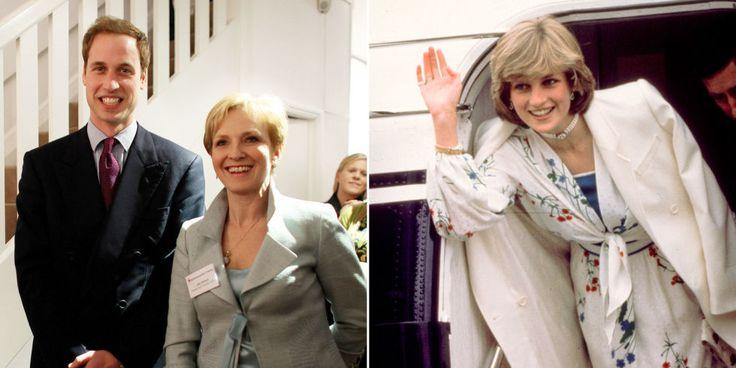 Julia Samuel Opens Up About Princess Diana - Julia Samuel Interview