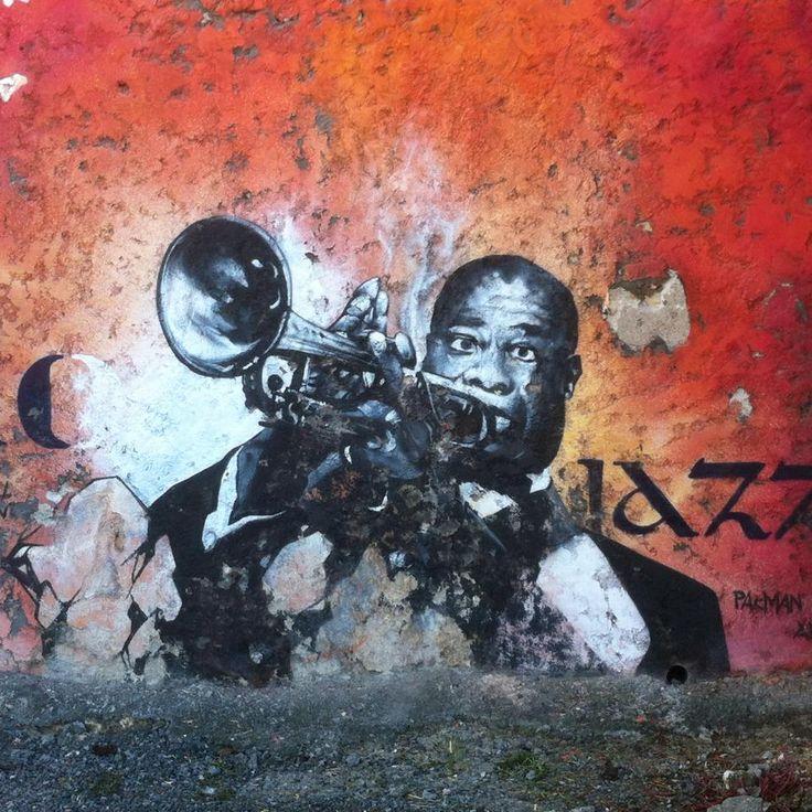 street art jazz pointe à pitre