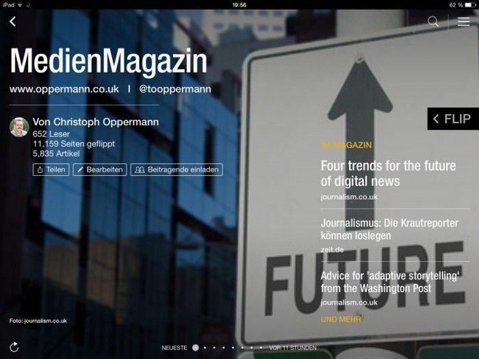 Aktuell im MedienMagazin: Gute Cover, erfolgreiche Krautreporter und die Zukunft digitaler Nachrichten
