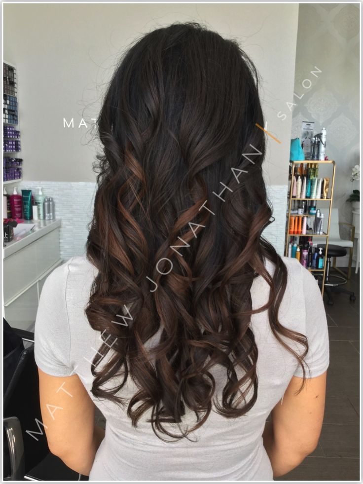Hairtrends flamboyage balayage sombre ombre for Salon sombre