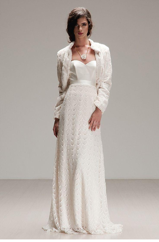11 best Hochzeitskleid images on Pinterest | Wedding dress, Wedding ...