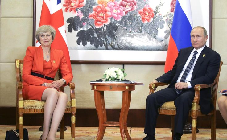 UK Expels 23 Russian Diplomats over Chemical Attack on Sergei Skripal