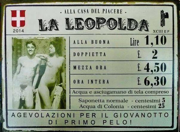 la Leopolda