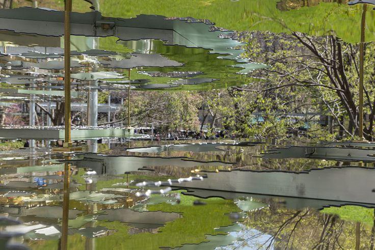 teresita fernández fata morgana madison square park