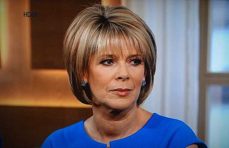 Image Result For Ruth Langsford Hairstyles Fav Hair
