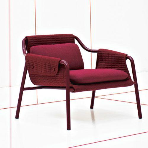 patrick norguet / jacket chair / tacchini / 2012