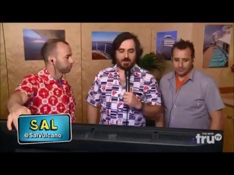 Sal is in White Women Island - Impractical Jokers - Season 4
