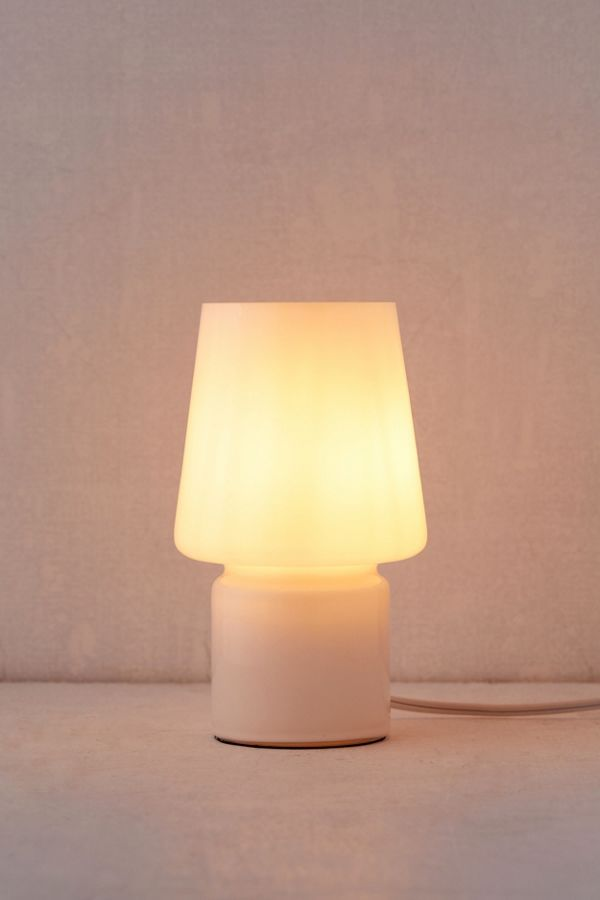 Little Glass Table Lamp In 2020 Table Lamp Glass Table Lamp Glass Table