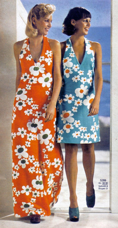 Seventies Fashion Designers