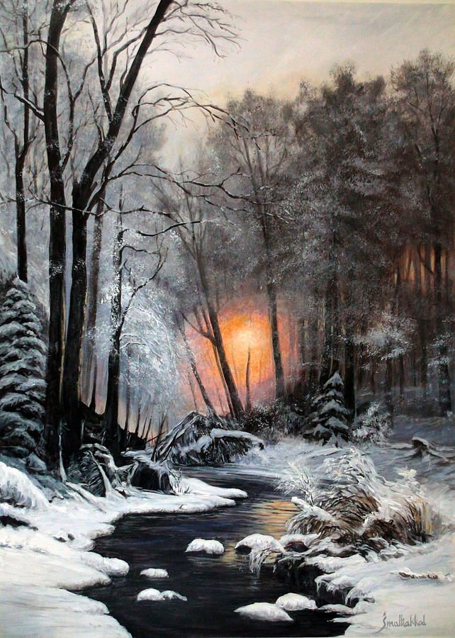 twilight-wooded-river-in-snow-remake-jerry-malliakkal.jpg 642×900 pixels