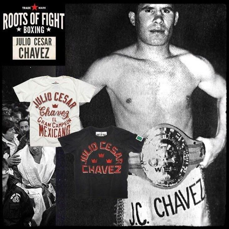 I'm so excited about the fight tonight. It's going to be awesome. One of my heroes is Julio Sr, who happens to be a super humble (Yet super tough) person. I want to wish the whole Chavez family incredible luck tonight but also my best to the Canelo team. When I met Julio Sr, I told him that he owed me five years of my life because of all the stress that I suffered from watching him fight. May the best man win tonight but more important, may Canelo and Julito come down from the ring healthy…