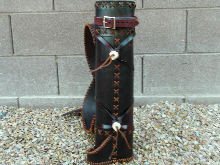 Rasher Quivers Store - Custom Leather Quiver, Contact us at (702) 501-1680 for your FREE quote. (http://rasherquivers.com/custom-leather-quiver/)