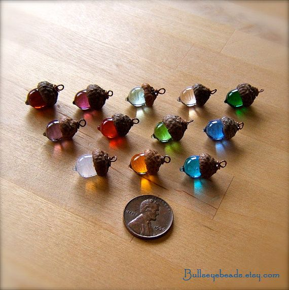 Best 25 acorn necklace ideas on pinterest amber for Acorn necklace craft