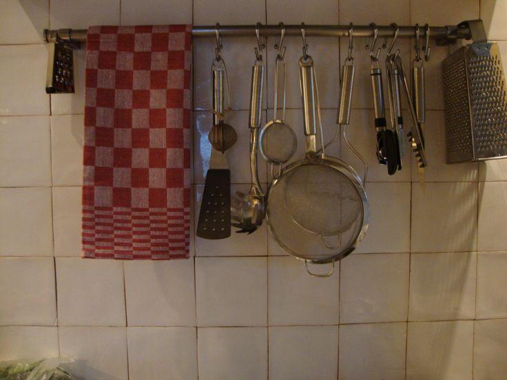 Pompdoek in de keuken. Nu in de aanbieding voor 4,95!!