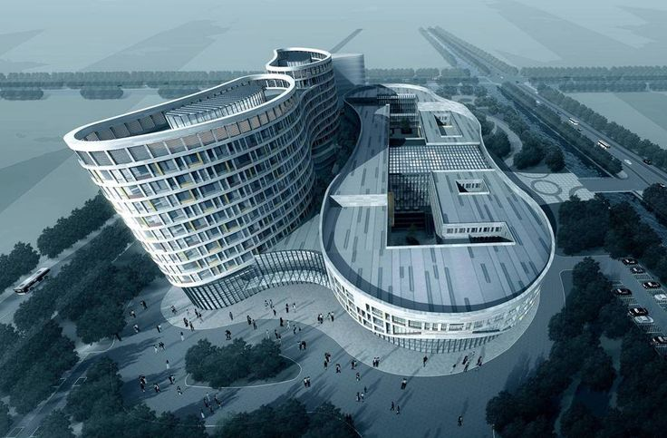 Children's Hospital of Soochow University HDR Architecture