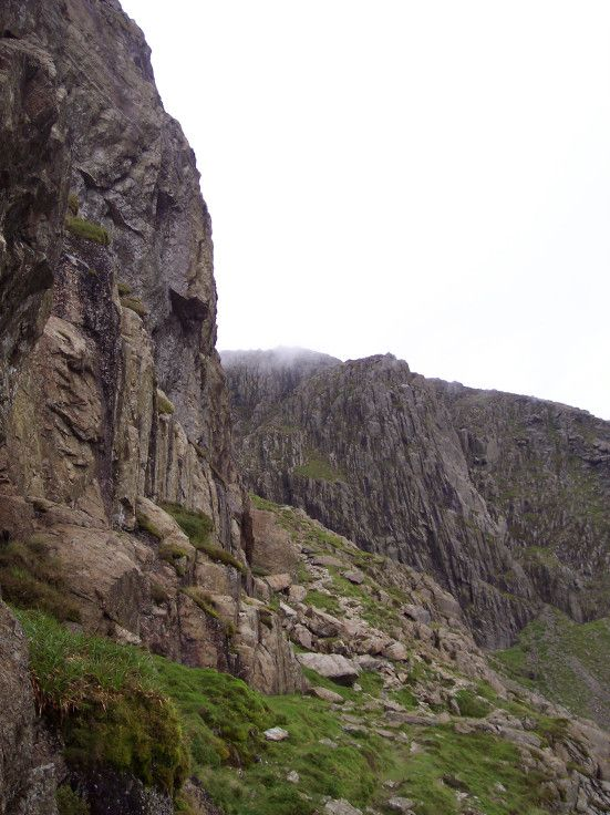 On the Climber's Traverse